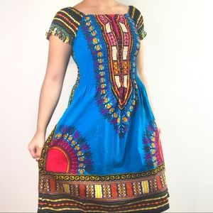 West African Style Dress